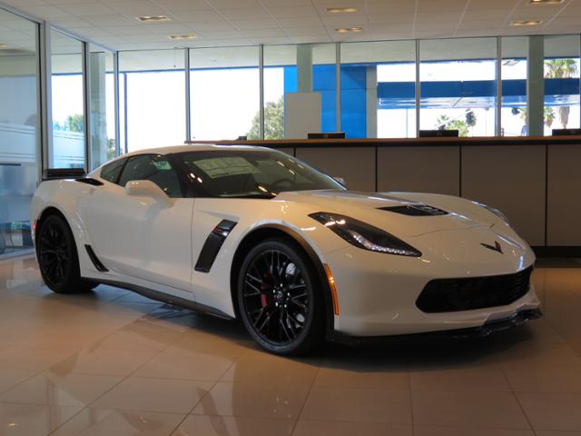 New 2018 Chevrolet Corvette Z06 3lz 2dr Car In Redlands