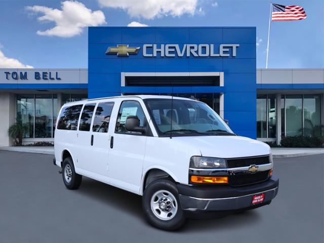 New 2020 Chevrolet Express Passenger LT