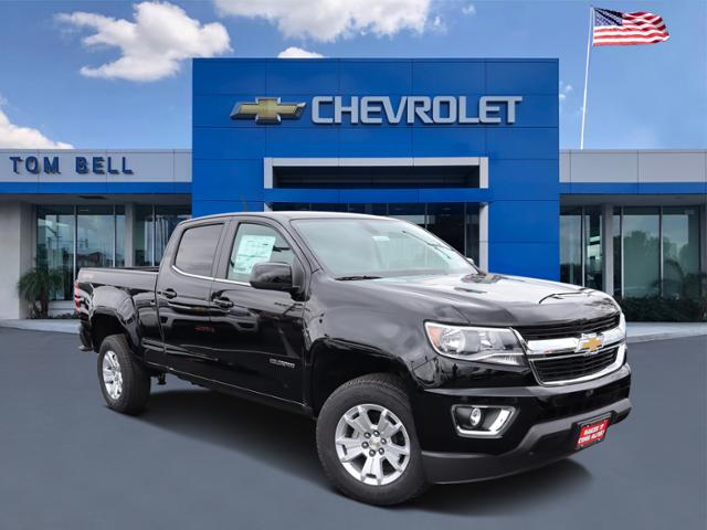 New 2020 Chevrolet Colorado 4WD LT