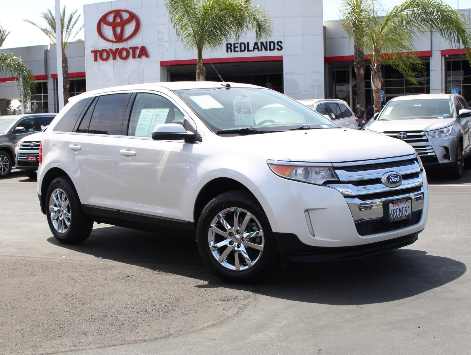 2011 Ford Edge For Sale >> Pre Owned 2011 Ford Edge Limited Front Wheel Drive 4dr Limited Fwd