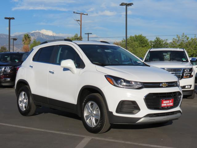 New 2018 Chevrolet Trax Lt Sport Utility In Redlands