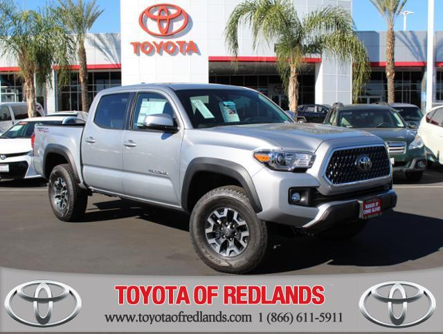 New 2019 Toyota Tacoma 2wd Trd Off Road Crew Cab Pickup In Redlands