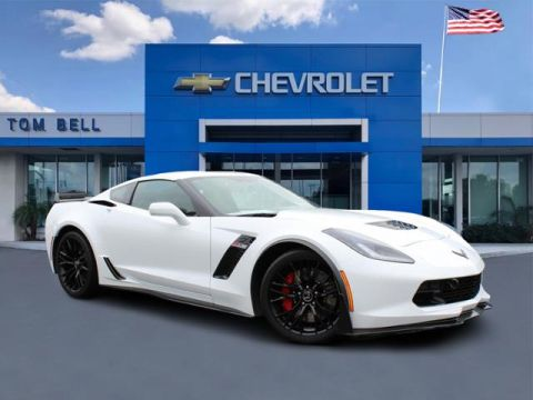 Pre-Owned 2015 Chevrolet Corvette Z06 3LZ