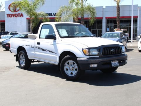 Pre-Owned 2001 Toyota Tacoma